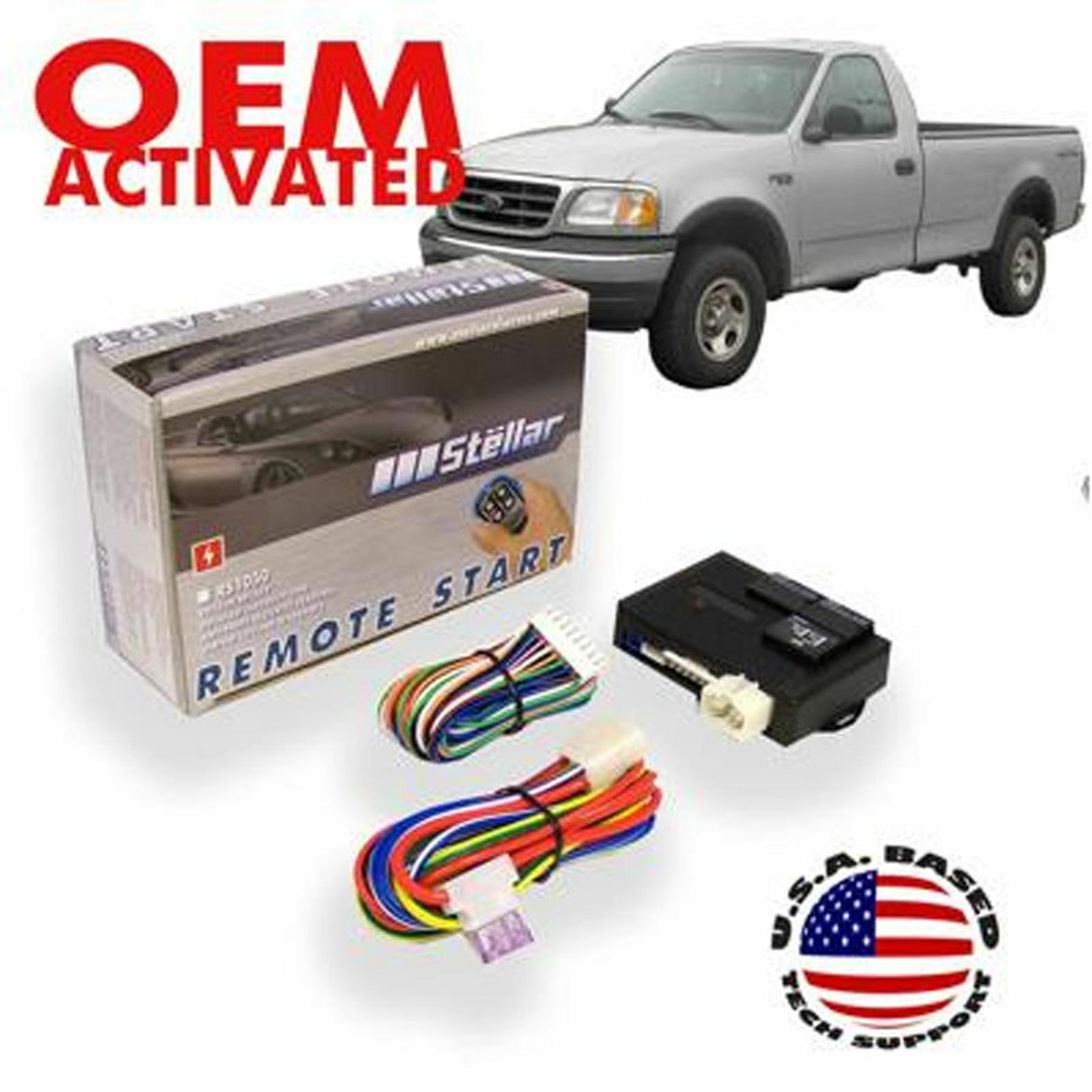 Find 97 03 Ford F150 F 150 Factory Add On Remote Start In Camas Washington Us For Us 97 75