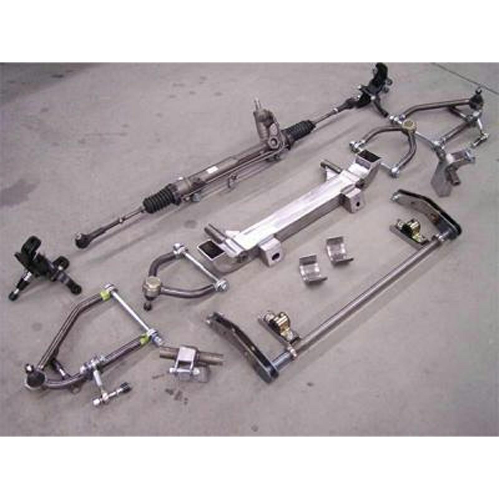 Ford f100 f 100 custom ifs front end suspension ebay for Suspension decorative