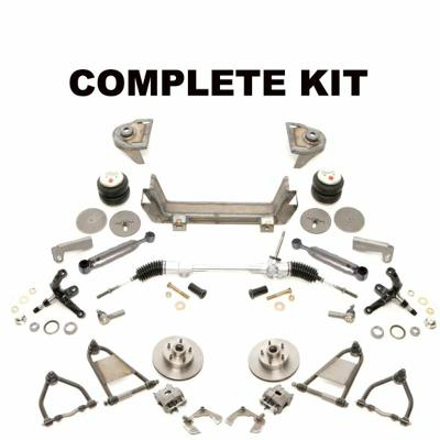 UNIVERSAL MUSTANG 2 II IFS FRONT END KIT COMPLETE AIR RIDE