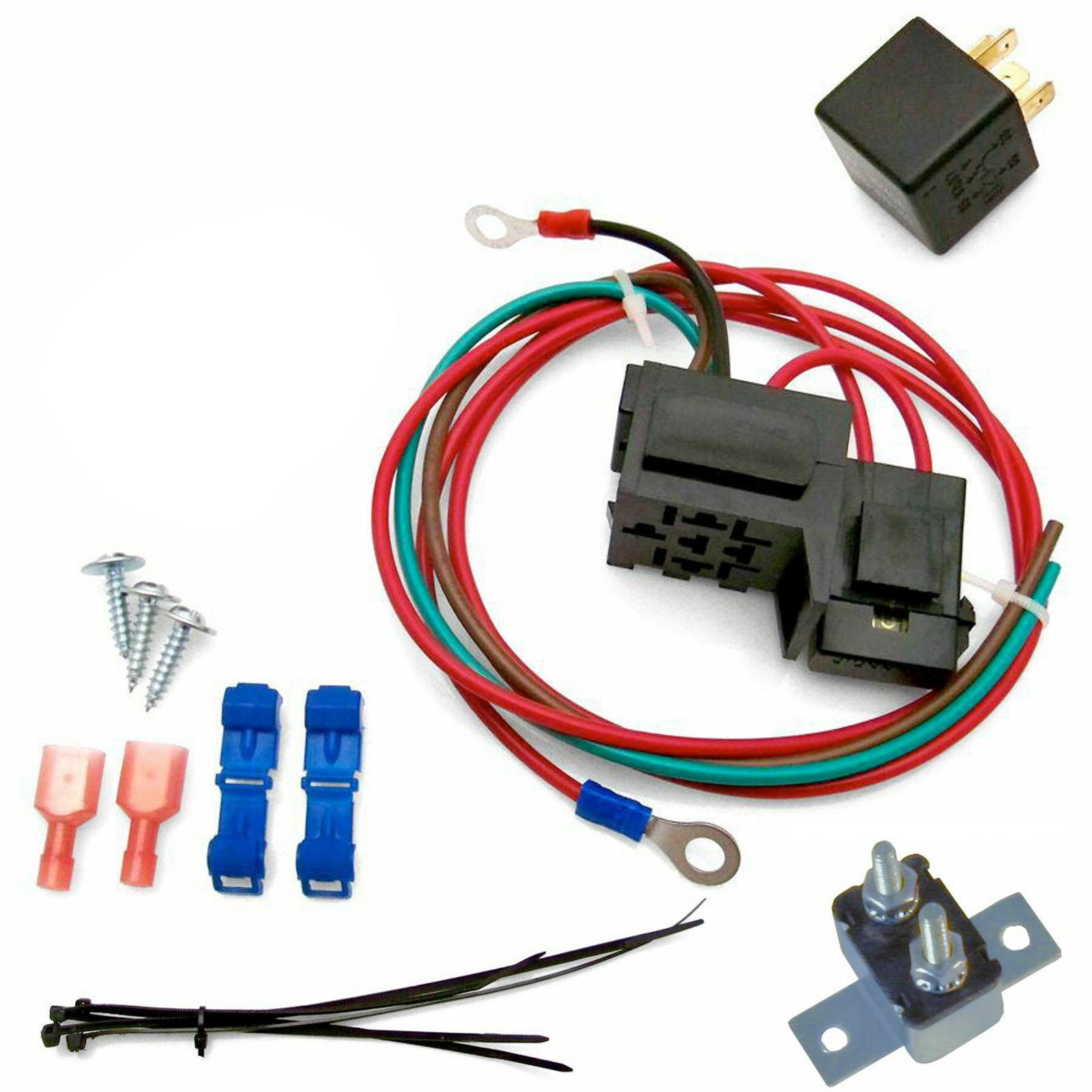 426 hemi chrysler v8 electric fuel relay wiring kit race car parts ebay