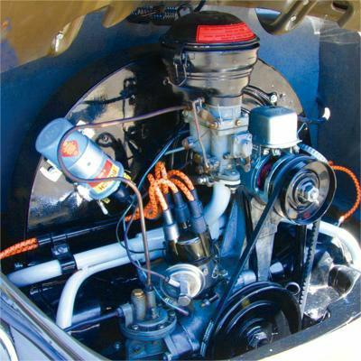 Vw Volkswagen Air Cooled Engine Wires Bug Bus Ghia Thing